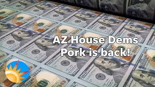 Why are Arizona House Democrats so proud of this spending?
