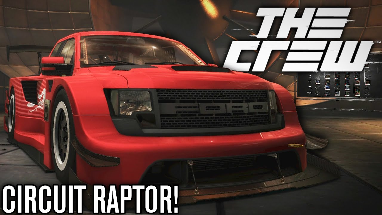 The Crew | BEST CIRCUIT CAR?! | FORD F-150 RAPTOR CIRCUIT ...