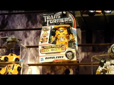 Seibertron.com Toy Fair 2011 Transformers Roboforce Go-Bots