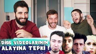 DİSS VİDEOLARININ ALAYINA TEPKİ! (ENES BATUR'A KÜS MÜYÜZ?)