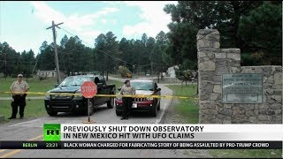 UFO Claims Hit Once Closed New Mexico Observatory