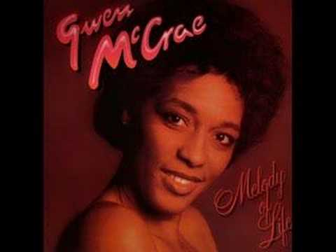 "Gwen McCrae ""All This Love That I'm Giving"""