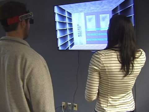 Center for Sports Concussion - PSU - featuring HeadRehab Virtual Reality Technology