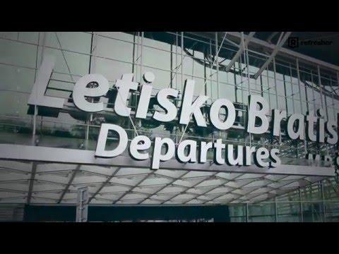 Ako funguje bratislavské letisko? (Reportáž)