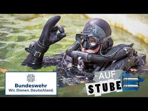 #35 Auf Stube:  Minentaucher - Bundeswehr