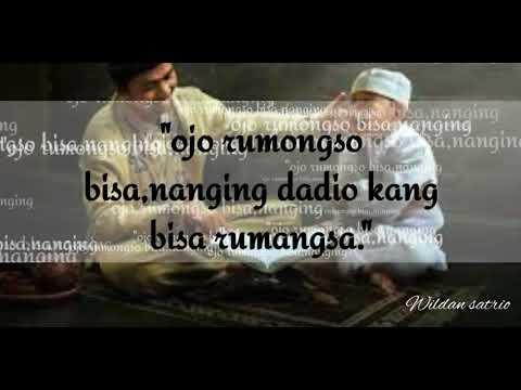 Kata Motivasi Jawa Kuno - Kumpulan Kata-Kata