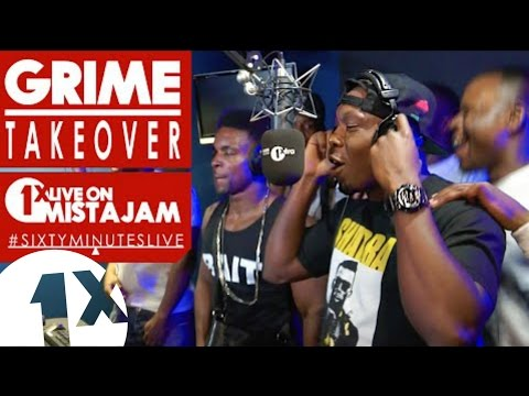 #SixtyMinutesLive - Dizzee Rascal, BBK, Lethal Bizzle, Tempa T, Fekky, Footsie & General Levy