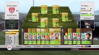 FIFA 12 - Ultimate Team ! Welliton MITO !