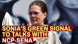 Sonia Gandhi Gives Green Signal To Talks With NCP-Sena, Cong Demands Common Minimum Programme