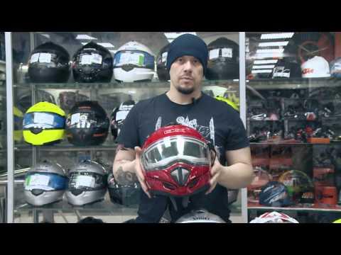 Внедорожные шлемы