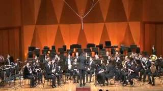 Galaxy Wind Ensemble - Portrait of a City (Philip Sparke)
