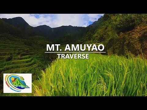 Mt. Amuyao Traverse [HD]