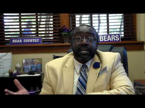 Marvin Williams, Coordinator of Student Success