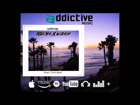 Youtube: M2K'MC « San Diego » feat WizKid (Audio)