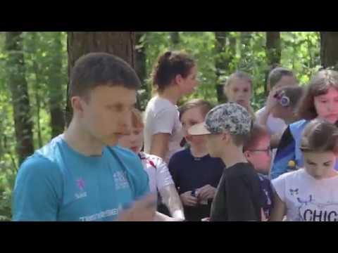 2017 - 2018 m. m. Vilniaus mokyklų žaidynių orientavimosi varžybos