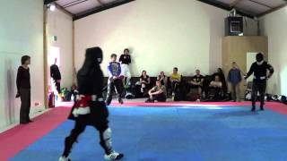 FightCamp 2014 military sabre competition: P Terminiello v C Fieldhouse thumbnail