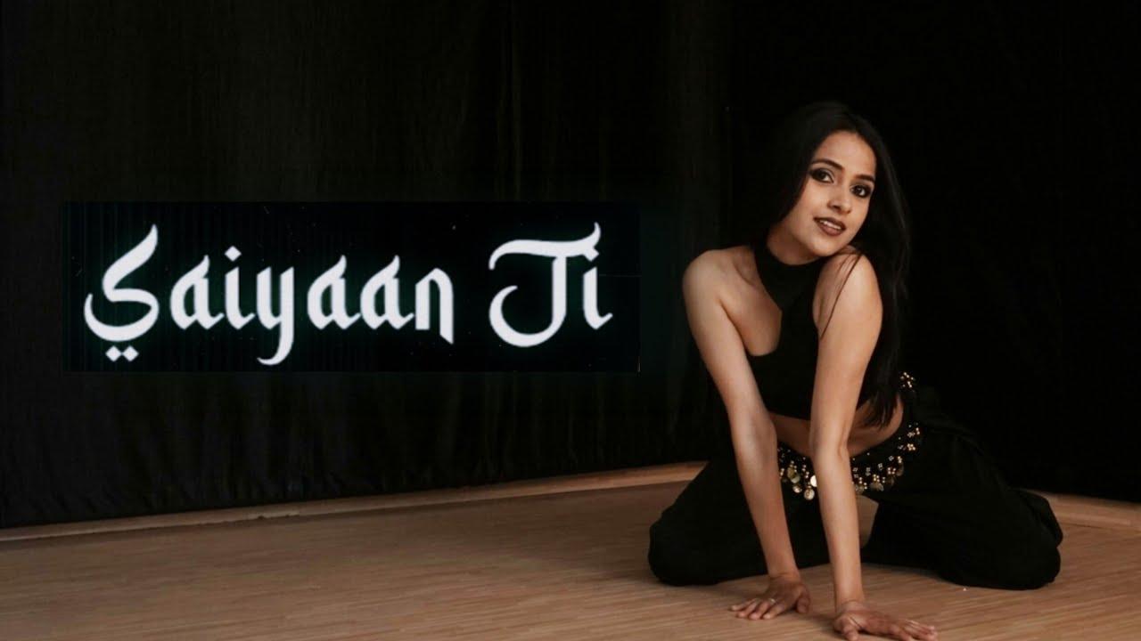 Saiyaan Ji Dance cover • Yo Yo Honey Singh, Neha Kakkar | Nushrratt Bharuccha
