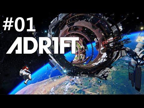 우주에서 벌어지는 극한의 생존: 어드리프트 1화 (ADR1FT)[PC] -홍방장
