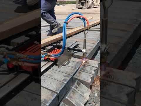 Gullco Billet Cutting Machine