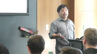 RI Seminar: Herman Herman : Lesson Learned from Two Decades of Robotics Development