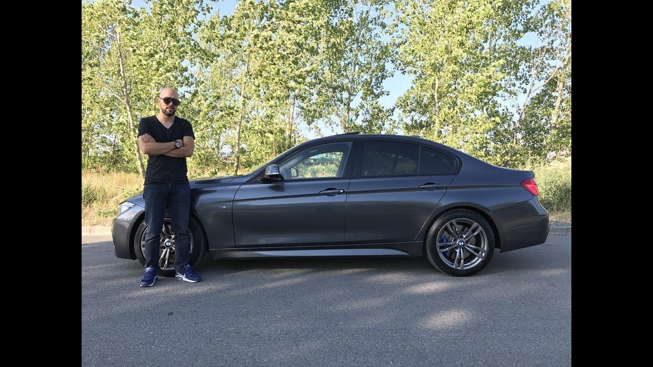 2017 BMW 318i M PAKET iNCELEME