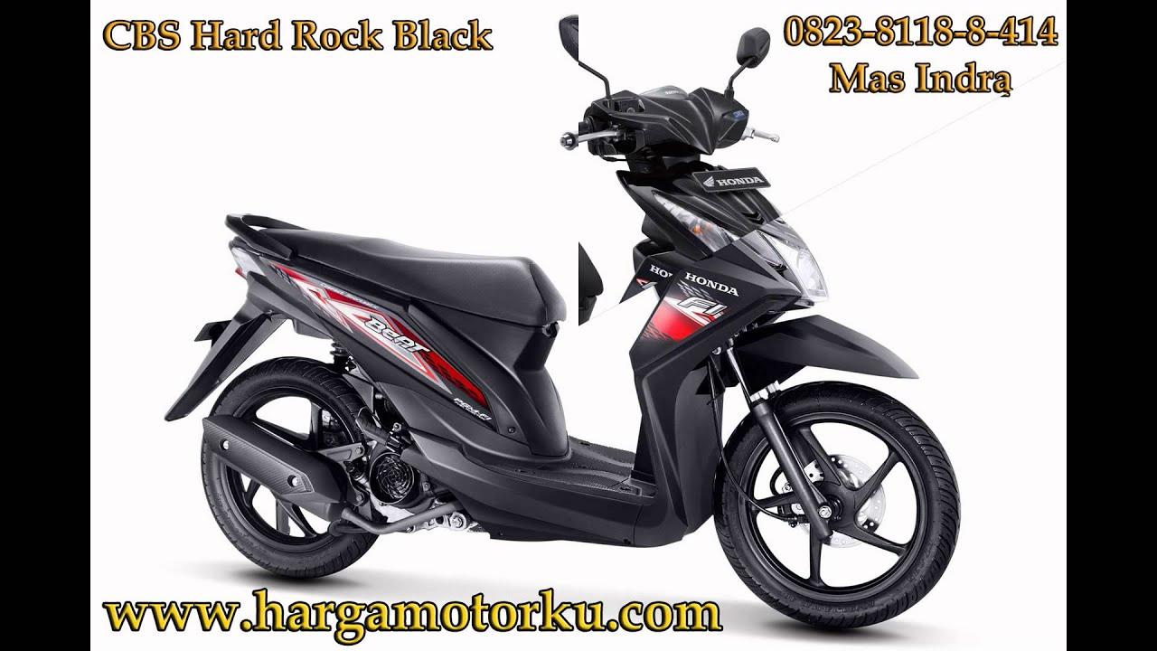 101 Modifikasi Honda Beat Fi Repsol