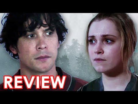 "The 100 Season 4 Finale REVIEW ""Praimfaya"""