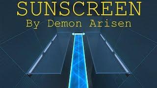 """[SOLUTION] Portal 2: """"Sunscreen"""" by Demon Arisen - Official Walkthrough"""