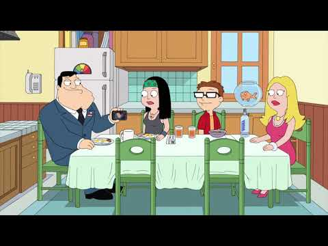 American Dad – Now And Gwen (clip1)