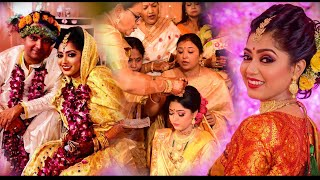 Wedding Saga of Dimee & Reetam | Assamese Wedding | Bengali Wedding | Traditional Wedding | Part 1