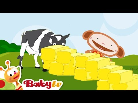 Play Hide and Seek with Oliver | BabyTV