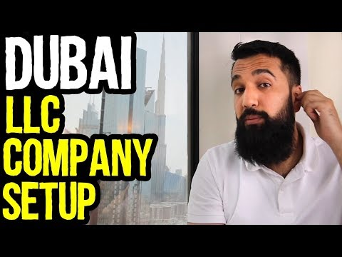 How to Setup LLC Company in Dubai & Costs | Azad Chaiwala Show