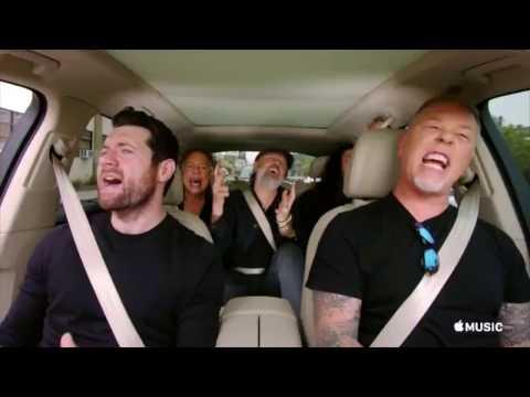 METALLICA    Carpool Karaoke: The Series (Trailer)