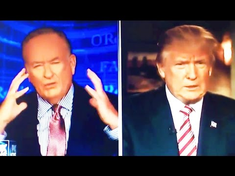 Bill O'Reilly: Trump Goes NUCLEAR On Paul Ryan