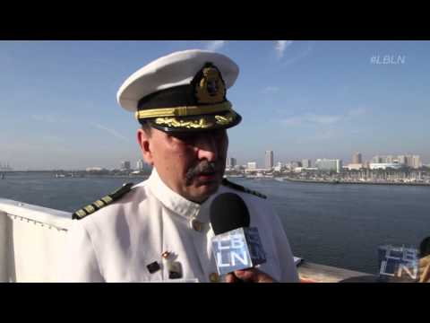 The Queen Mary's 80th Birthday and Royal Rendezvous with Queen Elizabeth in Long Beach