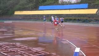 2013 2 окт  800 Соловьев Чемпионат Украины Легкая Ветераны