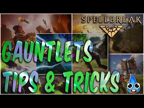Gauntlets Combination Guide | Tips & Tricks | SpellBreak Gameplay