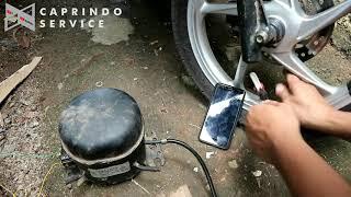 Membuat Pompa Angin Sederhana