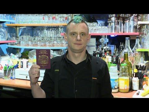 'Voices of Brexit' - the British barman in Paris