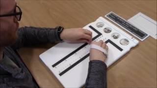 Purdue Peg Board Test and 9 Hole Peg Test
