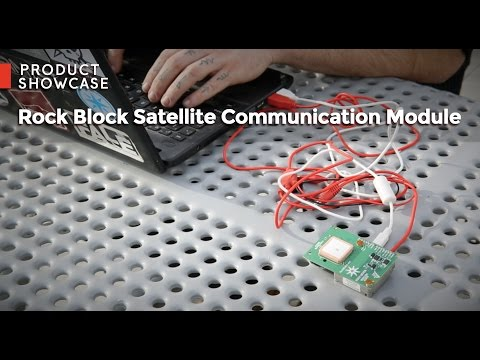 SparkFun Rock Block Satellite Communication Module