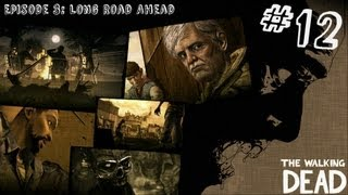 The Walking Dead - Episode 3 - Gameplay Walkthrough - Part 12 - SURVIVORS INSIDE (Xbox 360/PS3/PC)