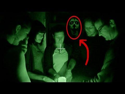 OUIJA BOARD - KOMUNIKACE S DUCHY! - Paranormální Příběhy