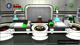 Lego Star Wars: Tcs - Minikit Guide - Episode Iv: Secret Plans