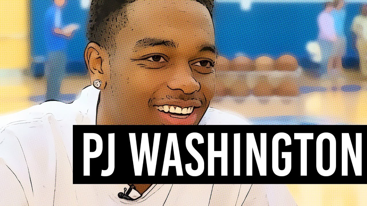 UK Basketball Preview P J Washington