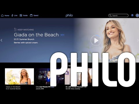 Philo TV $16 Streaming Television Service Review