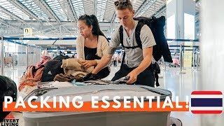 Things NOT TO bring and TO bring to THAILAND ( WATCH THIS BEFORE YOU TRAVEL THAILAND )  🇹🇭