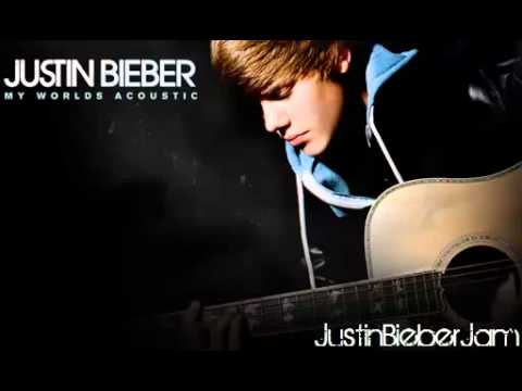 Justin Bieber - One Time  - My World Acoustic NEW ALBUM