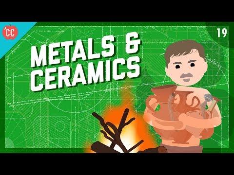 Metals & Ceramics: Crash Course Engineering #19
