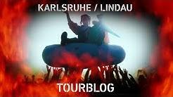 Plastik-Punks schmeißen eklige Malle-Party in Dorfdisko (Karlsruhe/Lindau Tourblog)